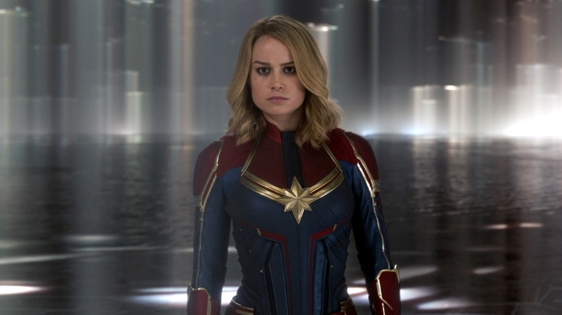 How does Captain Marvel fit into Avengers: Endgame?