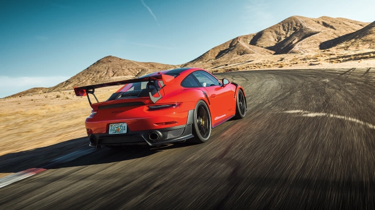 The Porsche 911 GT2 RS Is a 2019 Automobile All-Star