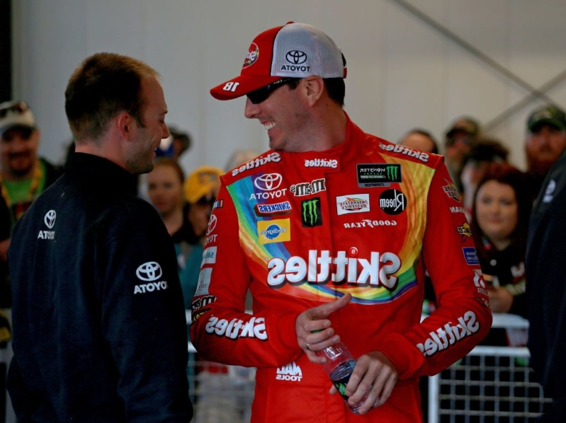 Xfinity practice report: Kyle Busch fastest in first of two sessions at Phoenix