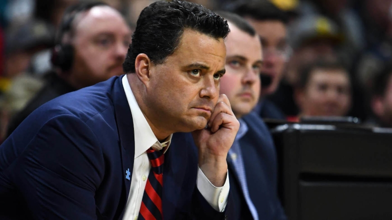 Arizona coach Sean Miller clarifies recent postgame comments: 'It certainly wasn't a goodbye speech'