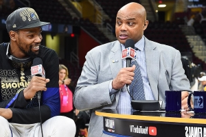 Barkley on Durant Possibly Signing With Knicks: 'You Ain't Tough Enough For New York'