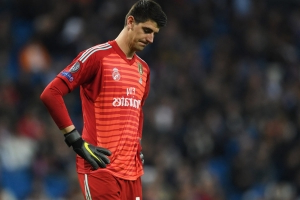 Courtois facing uncertain Real future after Zidane return