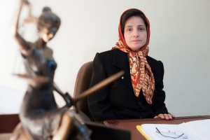 Iranian lawyer who defended women protesters gets 7 years