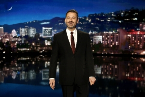 Jimmy Kimmel Hopes CBS Paid For R. Kelly's Bail Because 'This Has Been Great For Them'