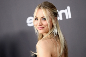 Kaley Cuoco Has Emotional Reaction to 'Big Bang Theory' Series Finale Date