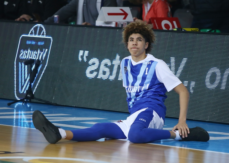 14cf6708232a LaMelo Ball's old high school team has won two straight state titles  without him
