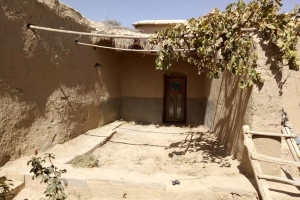Taliban chief who sheltered bin Laden lived in mud house for years, militants say