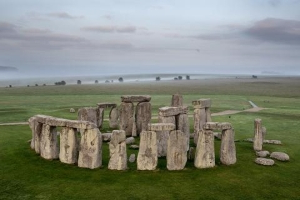 Ancient Stonehenge Bring-your-own-pig Party Discovered