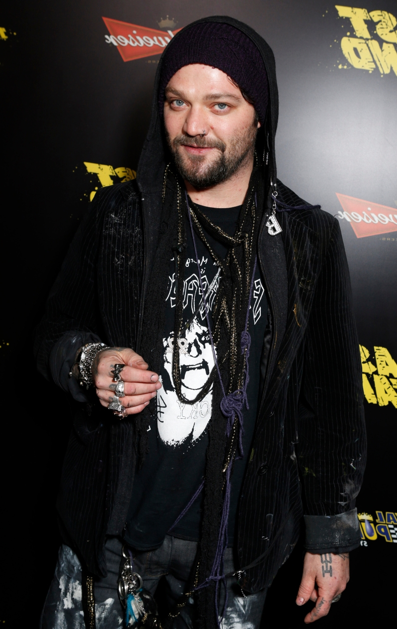 Entertainment Bam Margera Admitted To Behavioral Facility