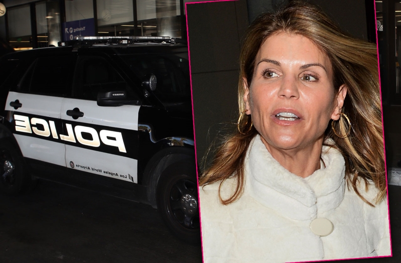 Lori Loughlin Will Turn Herself In Wednesday In College Admission Cheating Scam