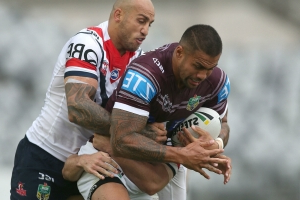 Manly forward Frank Winterstein released to join Panthers immediately