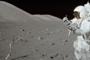 NASA Is About To Open a Time Capsule of Moon Rocks Brought Back to Earth Almost 50 Years Ago