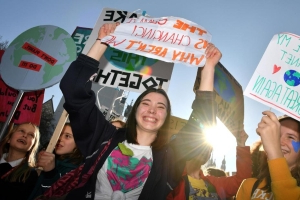 School climate strikes: Why kids around the world plan to skip school on March 15