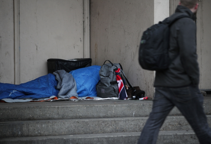 Young Woman With Mental Problems Told By Council She 'Could Cope With Sleeping Rough'