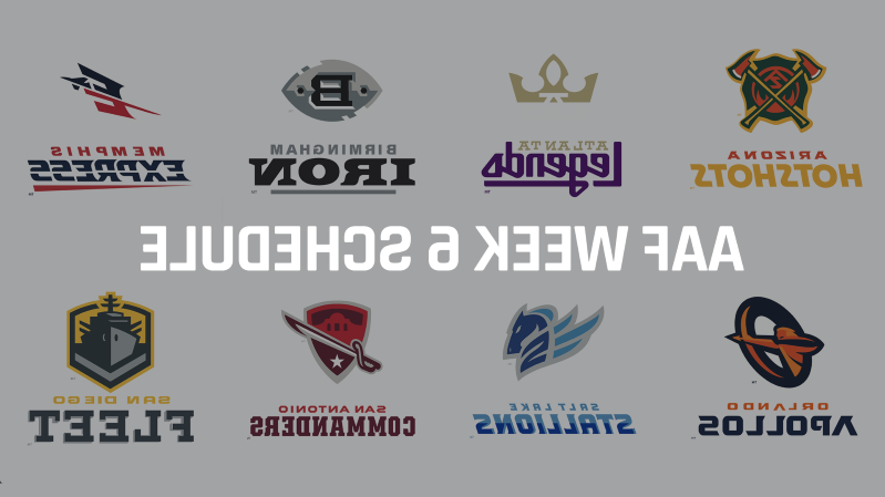 Alliance of American Football schedule: Odds, line, predictions for Week 6 AAF games