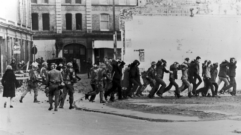 Bloody Sunday: A 'watershed' in the history of the Troubles