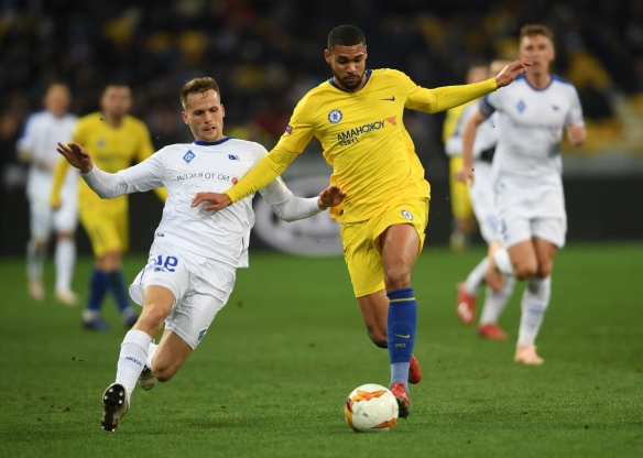Four Findings: Dynamo Kiev 0-5 Chelsea