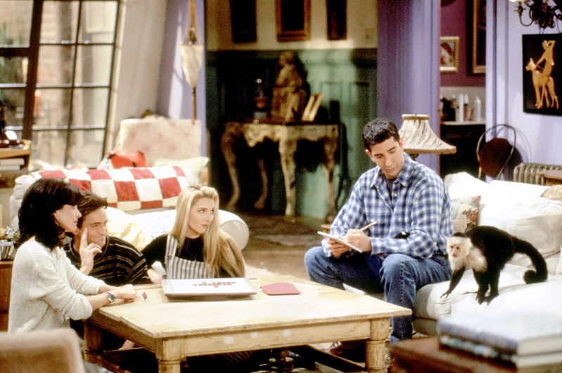 Matt LeBlanc Reveals Which 'Friends' Star Didn't Like Marcel the Monkey