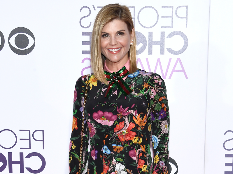 The Hallmark Channel has fired Lori Loughlin from all current projects after she was charged in the college-bribery scandal