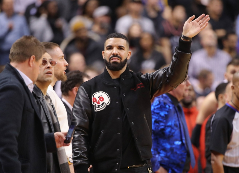 2483140d0aa2 Sports  Toronto Raptors  practice facility named after Drake s OVO ...
