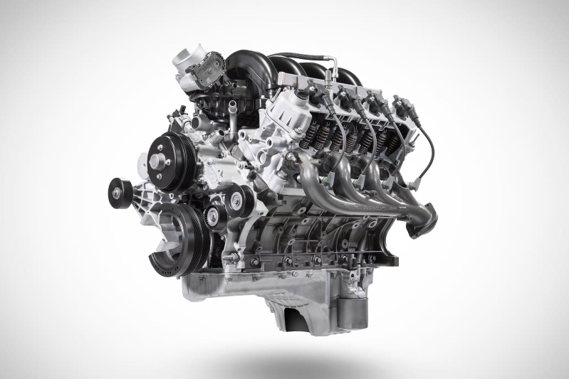 Ownership: An inside look at Ford's all-new 7 3L pushrod V8
