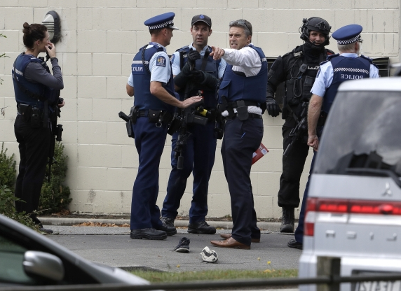 Christchurch Shooting Manifesto: World: Christchurch Shooter's Manifesto Reveals An