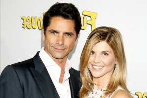 John Stamos Tries to Make People Smile Amid College Scam — Candace Weighs In!