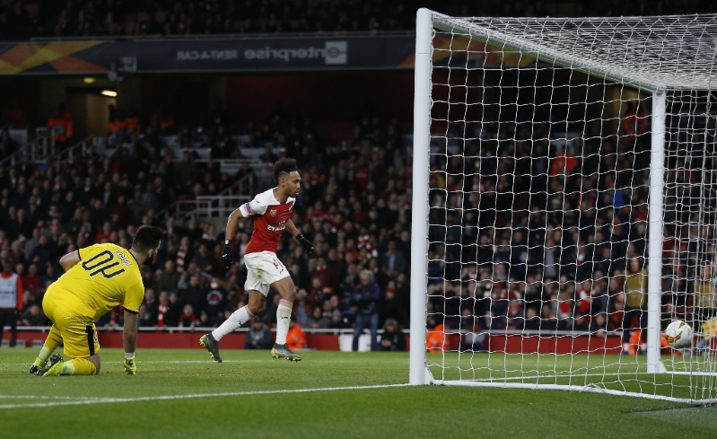 Ligue Europa: Arsenal élimine Rennes, plus de club français en coupe d'Europe