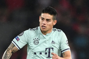 Liverpool linked with big-money move for James Rodriguez