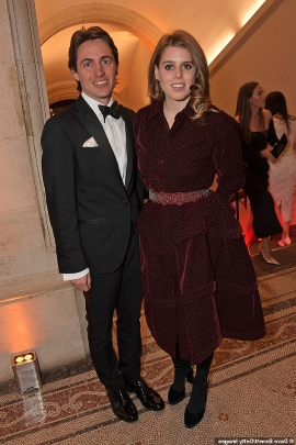 'Loved up' Princess Beatrice and beau Edoardo Mozzi spark engagement rumours with Royal insiders predicting announcement before Christmas