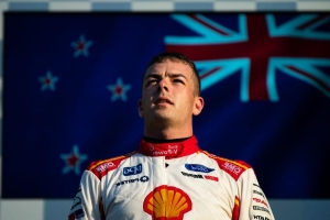 McLaughlin dedicates Supercars win to people of Christchurch