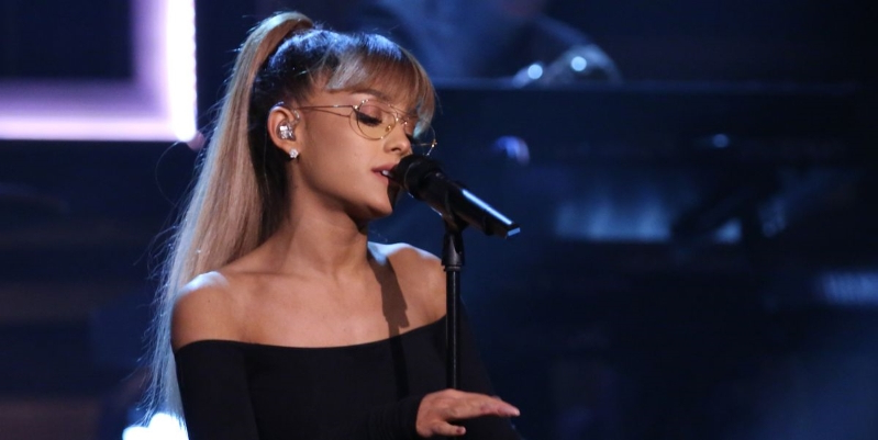 See Ariana Grande's Intimate iHeartRadio Music Awards Show Performance of 'Needy'