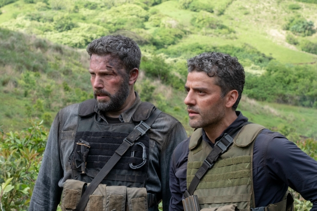 'Triple Frontier' Film Review: Oscar Isaac Leads All-Star Crew on Grim Heist