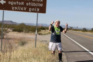 95-year-old WWII vet will run across the U.S. for a second time