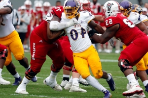 ECU DE Nate Harvey, one of college football's sack leaders, won't get extra year of eligibility