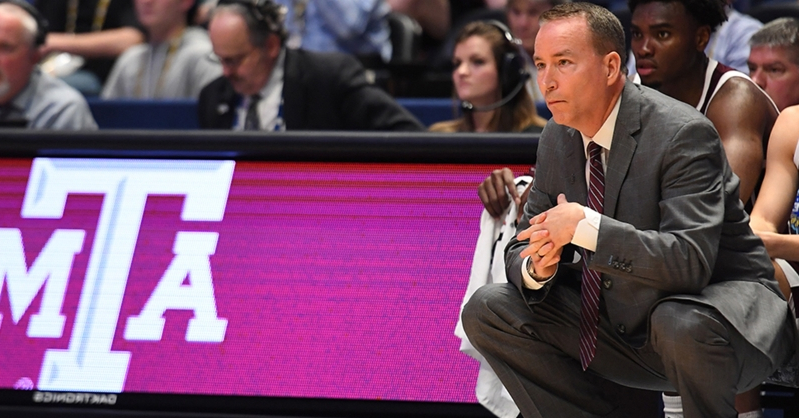 Search Firm: Predicting Texas A&M's Next Head Basketball Coach