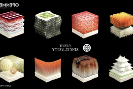 This 3D-Printed Sushi is Customized For You Based on the Biological Sample You Send In