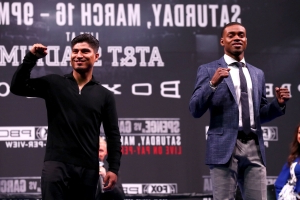 Will Spence vs. Garcia open the door for bigger fights?