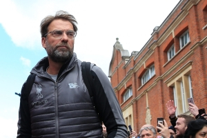 Jurgen Klopp hails Liverpool as a 'really good fit'