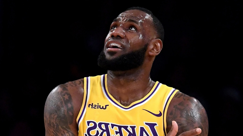 56cec4099b68 Sport  Lakers  LeBron James to play Sunday against Knicks ...