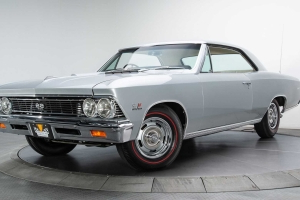 1966 Chevrolet Chevelle Super Sport is restoration perfection