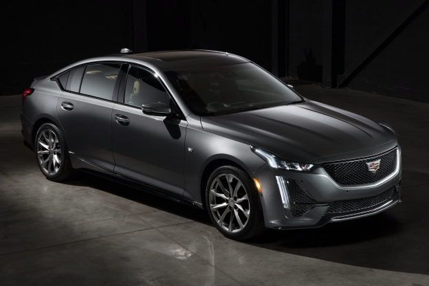 Auto Shows: 2020 Cadillac CT5 Sedan: What We Know - PressFrom - Canada