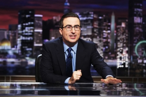 John Oliver Defends 'Egg Boy' Against 'A----le' Aussie Senator in Wake of New Zealand Mosque Shootings