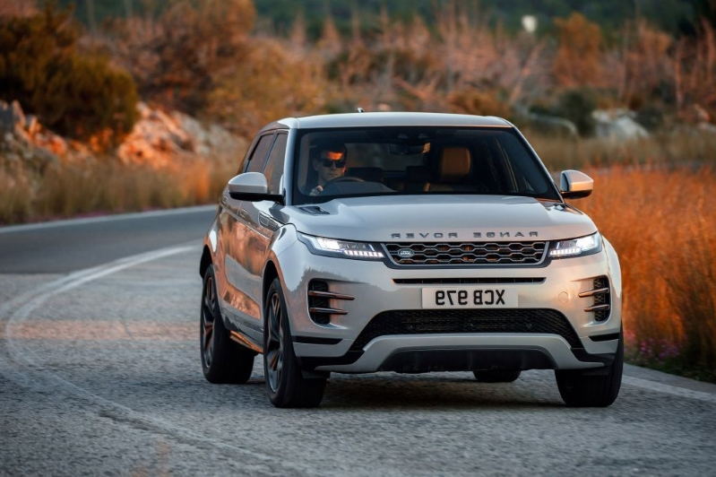 New Range Rover Evoque driven – why it's good enough to take on Volvo XC40