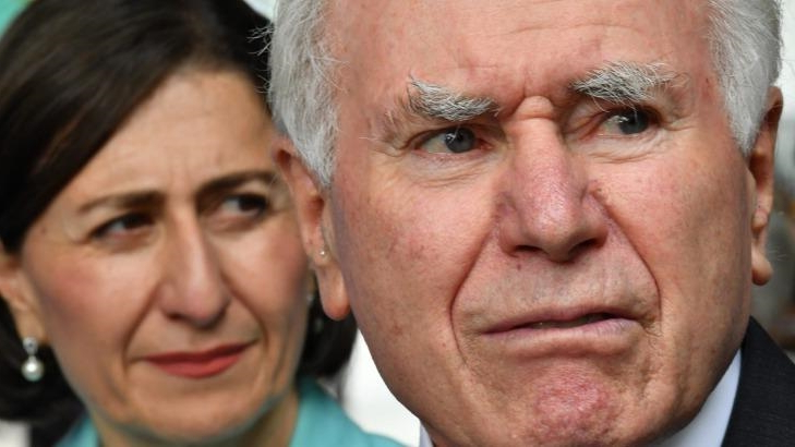 Scrap deal with Shooters party, Howard and Berejiklian tell Daley