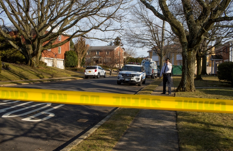 Crime: Suspect In Murder Of New York Mafia Boss Wanted To