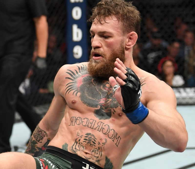 67154b02c96 Sylvester Stallone says the UFC is worried about Conor McGregor after the  Irishman got 'publicly