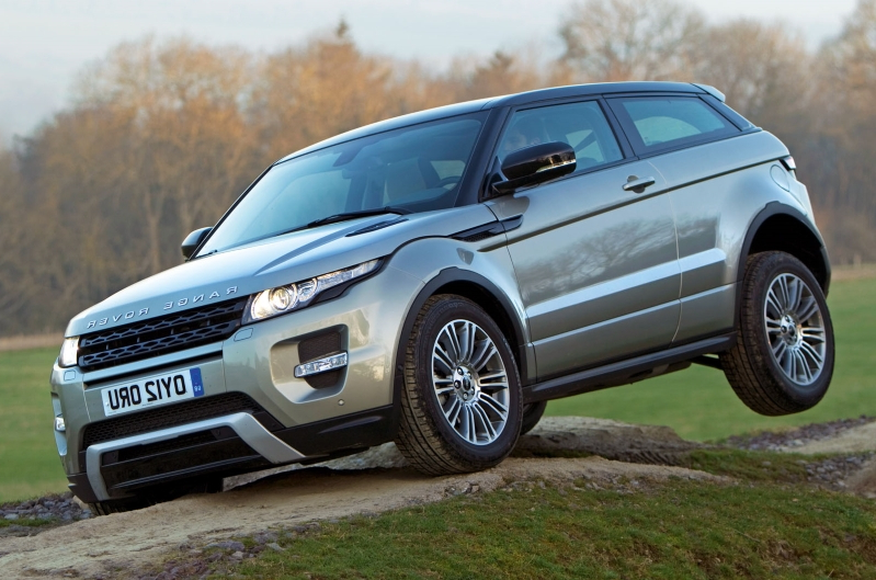 US News: Used car buying guide: Range Rover Evoque