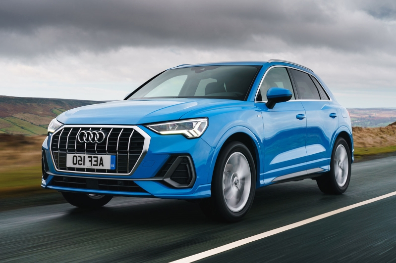 Cars Audi Q3 45 Tfsi Quattro 2019 Review Pressfrom United Kingdom
