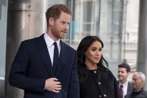 Meghan Markle, Prince Harry Pay Their Respects To New Zealand Terror Attack Victims